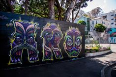 Image result for wellington city graffiti