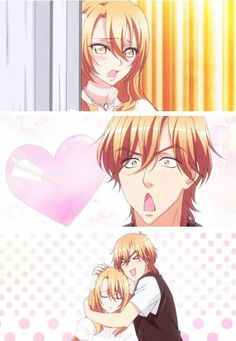Love Stage!! I love their sibling relationship!