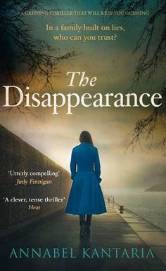 The Disappearance by Annabel Kantaria http://www.amazon.co.uk/dp/1848454406/ref=cm_sw_r_pi_dp_LSScxb1D6JQ51