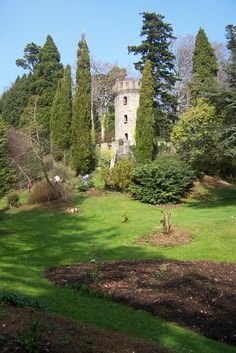 Pepperpot Tower, County Wicklow, Ireland