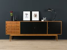 + sideboard, + + dresser, + Vintage + of + MID + / – Furniture Makeover Retro Furniture, Upcycled Furniture, Accent Furniture, Painted Furniture, Home Furniture, Furniture Design, Mid Century Sideboard, Vintage Sideboard, 70s Home Decor