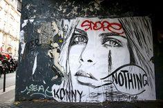 Nothing #photo #paris #street #art