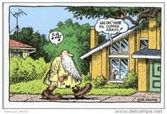 MISTER NATURAL - by R. CRUMB
