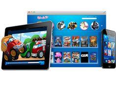 Multiple Devices Image, kid safe website