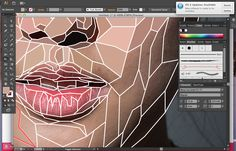 How to: Adobe Illustrator Geometric Art ☘☘ --- visit shop canvas graphic . - How to: Adobe Illustrator Geometric Art ☘☘ — visit shop canvas graphic …, - Web Design, Graphic Design Tutorials, Tool Design, Graphic Design Inspiration, Graphic Design Art, Typography Design, Design Trends, Design Logos, Design Ideas