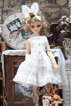 【endelss】bjd doll clothes dress