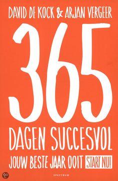 bol.com | 365 dagen succesvol, David De Kock & Arjan Vergeer | Boeken