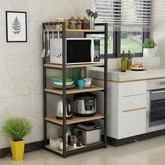 Kitchen Cabinet Organization, Kitchen Organization, Kitchen Storage, Organization Ideas, Storage Ideas, Small Apartment Storage, Small Apartment Decorating, Diy Kitchen, Kitchen Interior