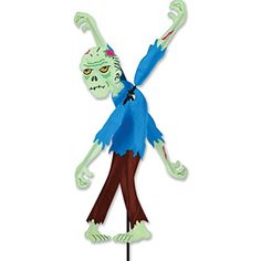 Whirligig Spinner - Zombie ** Read more at the image link. (This is an affiliate link) #SportsOutdoorPlay