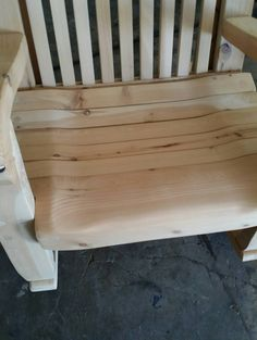 Beau Rockerman Of Texas In Weatherford, TX Rockerman Of Texas Produces The  Finest Hand Crafted Texas Furniture... Our Western Cedar Rockers, Benches,  Chairs, ...