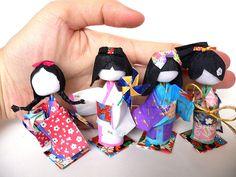 Basic Washi Ningyo E-book Japanese Kimono Pattern Geisha Paper Dolls DIY Origami Kokeshi English Instructions etsymalaysia ebook how to Kimono Origami, Origami Diy, Christmas Paper Crafts, 3d Paper Crafts, Paper Crafting, Christmas Decor, Washi, 3d Paper Snowflakes, Printing On Burlap