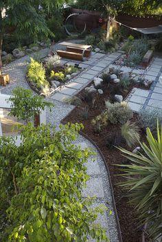 Grey Water Garden by Jeremy Levine Design, via Flickr
