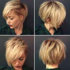 Стрижка пикси 2017: модный тренд, который идеально подойдет тем, кто хочет иметь короткие волосы (фото) | Стрижка пикси фото | Удлиненное пикси | Стрижка пикси вид спереди и сзади (фото)