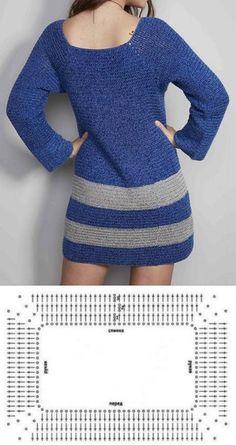 Fabulous Crochet a Little Black Crochet Dress Ideas. Georgeous Crochet a Little Black Crochet Dress Ideas. Black Crochet Dress, Crochet Cardigan, Prom Dress Shopping, Online Dress Shopping, Knitting Patterns Free, Crochet Patterns, Free Pattern, Top Pattern, Crochet Minecraft