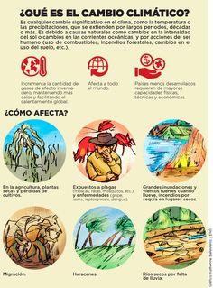 ¿Qué es el cambio climático? • El Nuevo Diario