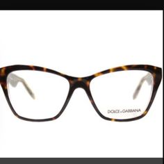 13673ba46aa Dolce and Gabbana eyeglasses This is a brand new pair of glasses. Me and my