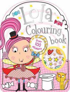 Lola Colouring Book