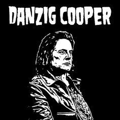 Danzig Coop ;-) Twin Peaks, Dale Cooper, Glenn Danzig