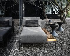 How cool is this outdoor seating area inspiration for our - Outdoor - Design Rattan Furniture Refurbished Furniture, Plywood Furniture, Cheap Furniture, Furniture Plans, Furniture Design, Outdoor Furniture, Office Furniture, Antique Furniture, Modern Furniture