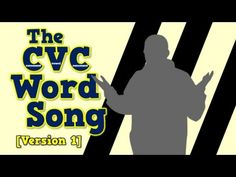 The CVC Word Song (Version 1) - YouTube
