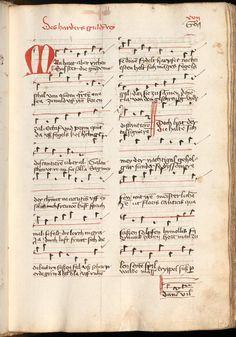 Kolmarer Liederhandschrift Rheinfranken (Speyer?), um 1460 Cgm 4997  Folio 77