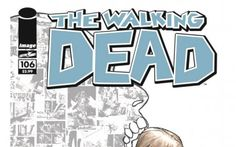Walking Dead #106 is set to be released on January 9th, and this happens to be Charlie Adlard's 100th issue of the Robert Kirkman comic.