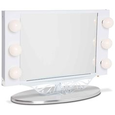Starlet Lighted Tabletop Vanity Mirror || If I Ever