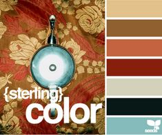 Instantly turn any picture into a palette with ColorSnap, created for you by Sherwin-Williams. Paint Schemes, Colour Schemes, Color Combos, Room Colors, Wall Colors, House Colors, Paint Colors, Southwest Decor, Southwest Style