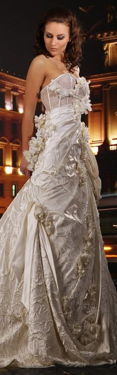Abed Mahfouz Haute Couture ~