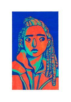 Art Sketches, Art Drawings, Arte Latina, Posca Marker, Character Art, Character Design, Posca Art, Arte Sketchbook, Guache