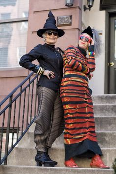 The Idiosyncratic Fashionistas - these women crack me up! They don't take fashion too seriously.
