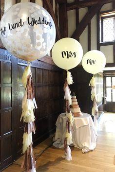 Giant Balloons, Confetti Balloons, Balloon Tassel, Wedding Balloons, Bliss, Audi, Home Decor, Surprise Gifts, Party