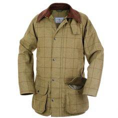 c3f9d0586a05a Mens Alan Paine Rutland Shooting Coat. £174.95 Has soft contrast moleskin  collar for comfort