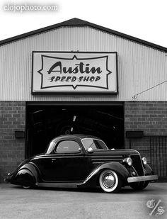 Austin Speed Shop by El Ojo http://www.jalopyjournal.com/forum/showthread.php?t=667475=2