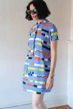 Oversize Tee Dress - Mallet