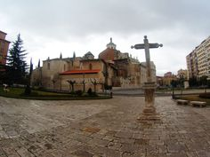 """Iglesia de Santa  María """"La Antigua"""" y Catedral, Valladolid"""