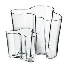 Alvar Aalto vase (Savoy vase) - Iittala - #alvaraalto