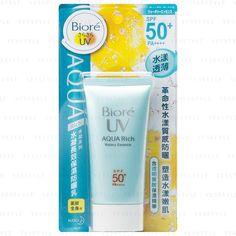 Biore UV Aqua Rich Watery Essence SPF 50+ PA++++, 50g - Kao | YESSTYLE