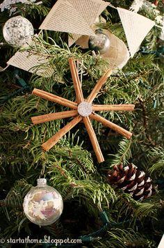 Start at Home: DIY Ornament