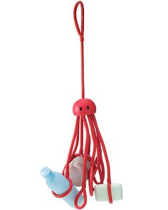 Shower Squid: This cute squid hangs on to all your bath products with its tentacles! $35