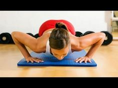 How to Get Rid of Armpit Fat, Get Rid of Bra Fat: Chest Workout for Women