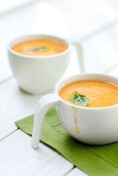 Porkkanasose-appelsiinikeitto | Keitot | Pirkka