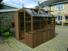 Affordable Timber Greenhouses / FREE National Delivery & Installation