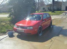 Getting clean... MKIV GTI