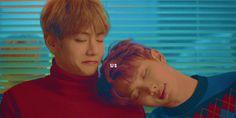 BTS | V and RAP MONSTER