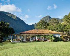 brazilian country home