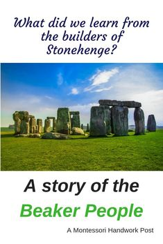 Share this story with your children and get them thinking about how neolithic technology helps us today. Montessori Education, Montessori Activities, Homeschool, Classroom, Technology, Learning, Children, World, Clay