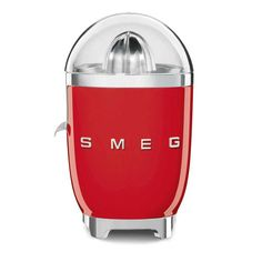 Discover the SMEG Retro Style Citrus Juicer. Explore items related to the SMEG Retro Style Citrus Juicer. Small Appliances, Kitchen Appliances, Retro Appliances, Citrus Juicer, Cooking Utensils, Chrome Plating, Kitchen Dining, Dining Plates, Space Kitchen