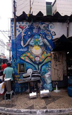 Divagando, Grafite e Design: 7 Grafites que valem a pena você ver