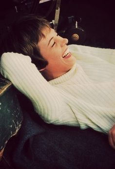 Julie Andrews, such a beautiful smile!